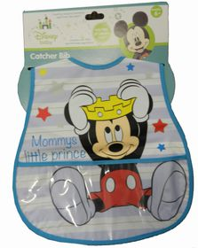 Disney - Mickey Mouse Catcher Bib